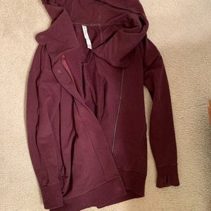 Lululemon Wrap Up Jacket